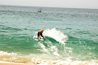 Surfers in Cabos