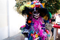 Day of the dead in Tlaquepaque