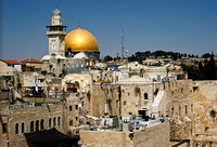 The holy land and religion