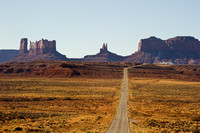 road trip (las vegas, monument valley, etc)